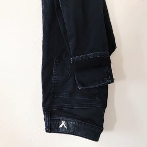 American eagle jeans (high-rise)